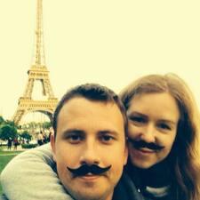 Profil utilisateur de Kateryna And Pavlo