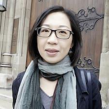 Hsiao-Ling的用戶個人資料
