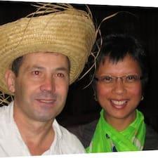 Profil utilisateur de Thierry & Yolande