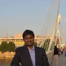Profilo utente di Sailesh Kumar Reddy