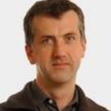 Perfil de usuario de Frédéric