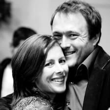 Pierre André & Anne ist der Gastgeber.