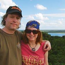 Gary & Cathy ist der Gastgeber.