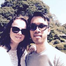 Profil Pengguna Charlotte & Linh
