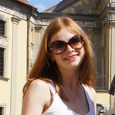 Aliaksandra User Profile