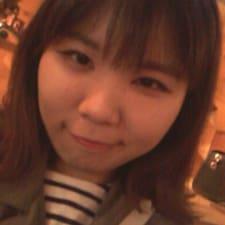 Henkilön Jeongmin käyttäjäprofiili