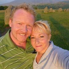 Cameron & Katherine felhasználói profilja