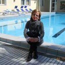 Maria Grazia felhasználói profilja