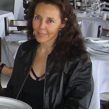 Luisa Charmingrents ist der Gastgeber.