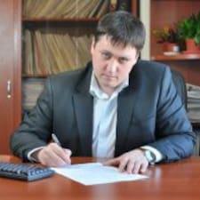 Evgeniy用戶個人資料