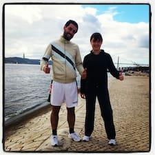 Nutzerprofil von Alexandre & Fatinha