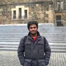 Gebruikersprofiel Jayakanth