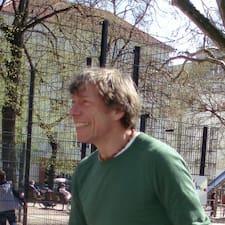 Friedel Brukerprofil