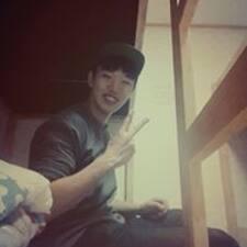 Profil utilisateur de DongHoon