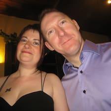 Fabrice & Marie felhasználói profilja