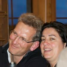โพรไฟล์ผู้ใช้ Isabelle Et Stéphane