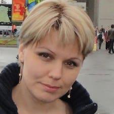 Profil utilisateur de Эльвира