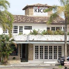 Kico — хозяин.