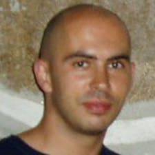 Perfil do utilizador de Enrique