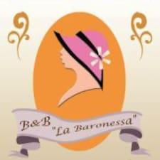 La Baronessa is the host.