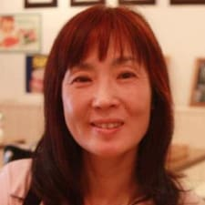 Reiko felhasználói profilja