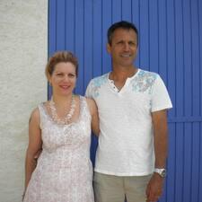 Rachel & Yves User Profile