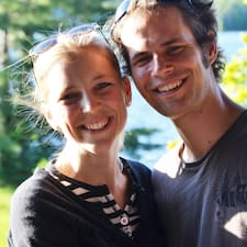 Isabelle & Christophe的用戶個人資料