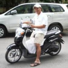 Dương felhasználói profilja
