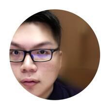 Profil Pengguna Rony