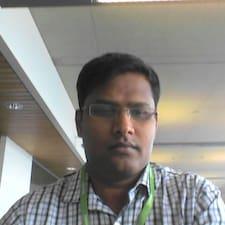 Användarprofil för Vinoth Kumar