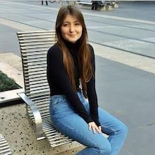 Larissa Brugerprofil