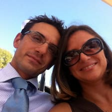 Gebruikersprofiel Giorgia&Michele