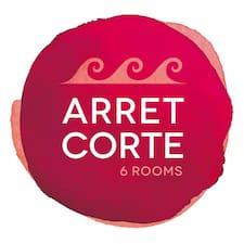 ArretCorte es el anfitrión.