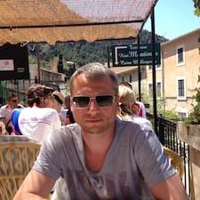 Thorsten - Uživatelský profil