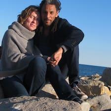 Eric & Katya felhasználói profilja