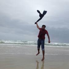 โพรไฟล์ผู้ใช้ Aravindan