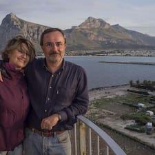 Theresa And Giuseppe User Profile