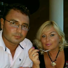 Profil utilisateur de Yulia & Alex