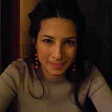 Profil utilisateur de Aida