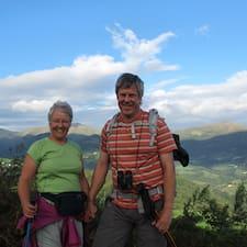 Профиль пользователя Gérard And Christine