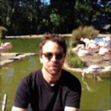 Frederico felhasználói profilja