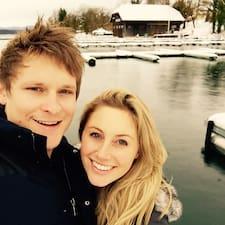 David & Jenna User Profile
