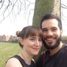 Nutzerprofil von James & Sophie