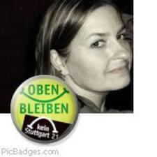 Perfil de usuario de Birgit