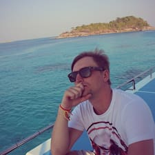 Pavel — хозяин.