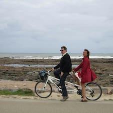 โพรไฟล์ผู้ใช้ Frédérique & Boris