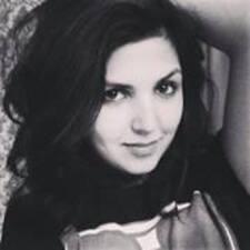 Profil utilisateur de Polina