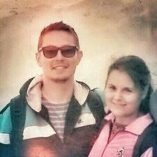 Mathieu & Tanita Brukerprofil