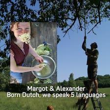 โพรไฟล์ผู้ใช้ Alexander & Margot