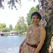 Marielos User Profile